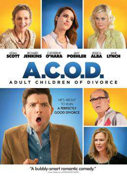 A.C.O.D. (Adult Children of Divorce), Movie on DVD, Comedy Movies, ,  on DVD