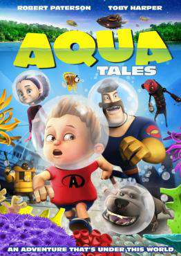 Aqua Tales, Movie on DVD, Family Movies, Kids Movies, ,  on DVD