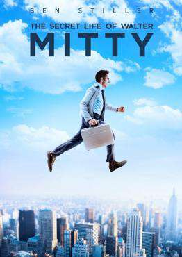 The Secret Life of Walter Mitty, Movie on Blu-Ray, Comedy Movies, ,  on Blu-Ray