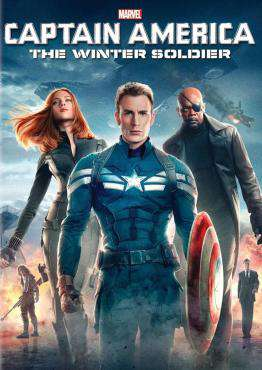 Captain America: Winter Soldier, Movie on Blu-Ray, Action Movies, Adventure Movies, ,  on Blu-Ray