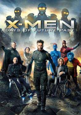 X-Men: Days of Future Past, Movie on DVD, Action Movies, Adventure Movies, ,  on DVD