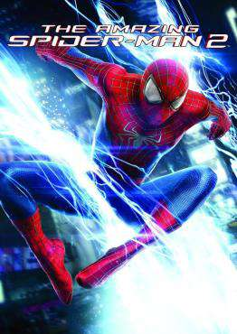 The Amazing Spider-Man 2, Movie on Blu-Ray, Action Movies, Adventure Movies, ,  on Blu-Ray