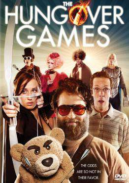 The Hungover Games, Movie on DVD, Comedy Movies, ,  on DVD