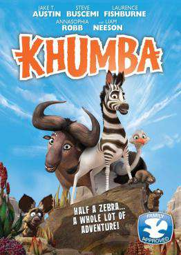 Khumba, Movie on DVD, Family Movies, Kids Movies, ,  on DVD