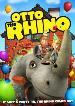 Otto The Rhino, Movie on DVD, Family Movies, Kids Movies, ,  on DVD