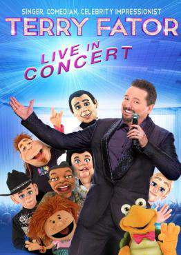 Terry Fator: Live In Concert, Movie on DVD, Comedy Movies, ,  on DVD