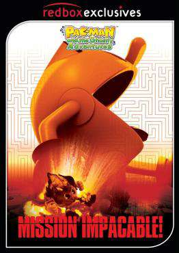 PAC-MAN and the Ghostly Adventures: MISSION IMPACABLE!, Movie on DVD, Family Movies, Kids Movies, ,  on DVD