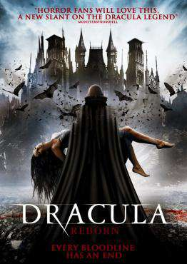 Dracula Reborn, Movie on DVD, Horror Movies, movies coming soon, new movies in February