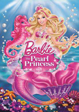 Barbie: The Pearl Princess, Movie on DVD, Family Movies, Kids Movies, ,  on DVD