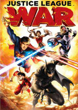 DCU Justice League: War, Movie on DVD, Action Movies, Animation Movies, ,  on DVD