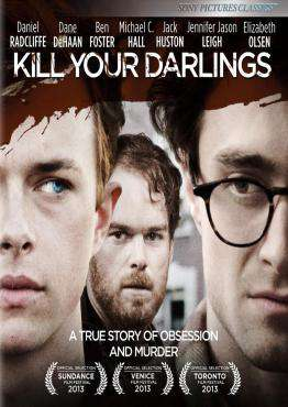 Kill Your Darlings, Movie on DVD, Drama Movies, Suspense Movies, ,  on DVD