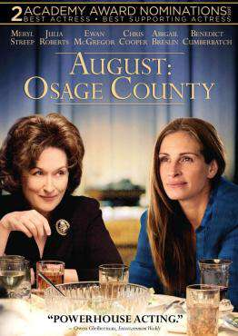 August: Osage County, Movie on Blu-Ray, Drama Movies, ,  on Blu-Ray