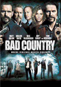 Bad Country, Movie on DVD, Action Movies, ,  on DVD