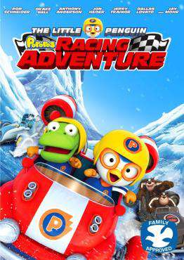 The Little Penguin: Pororo's Racing Adventure, Movie on DVD, Family Movies, Kids Movies, ,  on DVD