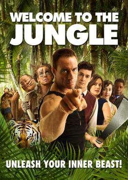Welcome To The Jungle, Movie on DVD, Comedy Movies, ,  on DVD