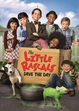 The Little Rascals Save The Day, Movie on DVD, Family Movies, Kids Movies, ,  on DVD