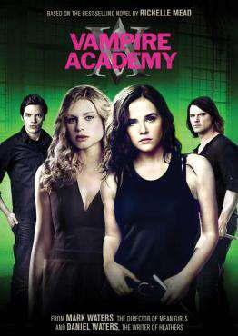 Vampire Academy, Movie on Blu-Ray, Drama Movies, Romance Movies, ,  on Blu-Ray