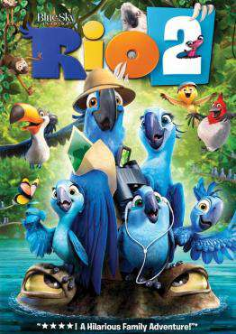 Rio 2, Movie on Blu-Ray, Family Movies, ,  on Blu-Ray