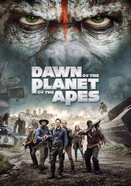 Dawn Of The Planet Of The Apes, Movie on Blu-Ray, Action Movies, Sci-Fi & Fantasy Movies, ,  on Blu-Ray