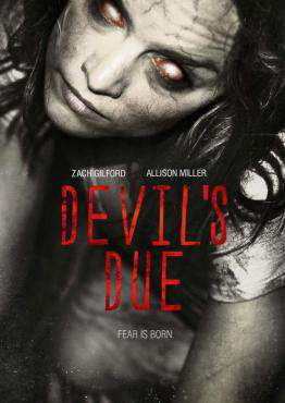 Devil's Due, Movie on Blu-Ray, Horror Movies, ,  on Blu-Ray