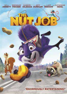 The Nut Job, Movie on Blu-Ray, Family Movies, Kids Movies, ,  on Blu-Ray