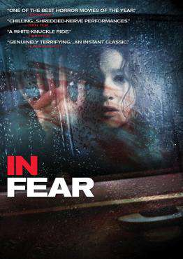 In Fear, Movie on DVD, Horror Movies, ,  on DVD
