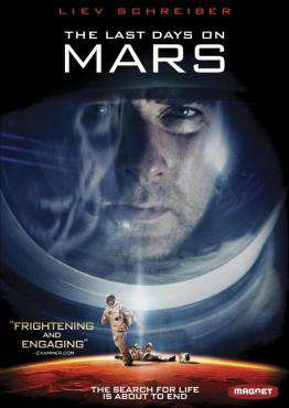 The Last Days on Mars, Movie on DVD, Action Movies, Sci-Fi & Fantasy Movies, ,  on DVD