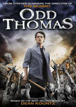 Odd Thomas, Movie on DVD, Action Movies, ,  on DVD
