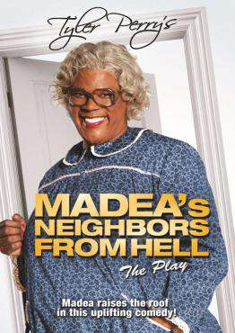 Tyler Perry's Madea's Neighbors From Hell, Movie on DVD, Comedy Movies, ,  on DVD