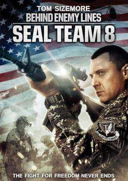 Seal Team 8: Behind Enemy Lines, Movie on DVD, Action Movies, ,  on DVD