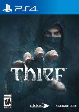 Thief, Game on PS4, Action-Games Games, ,  on PS4