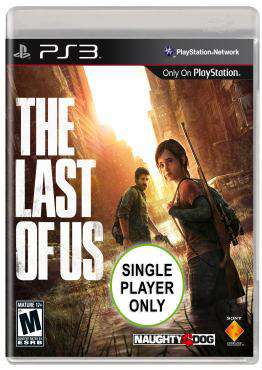 The Last of Us, Game on PS3, Action Video Games, ,  on PS3
