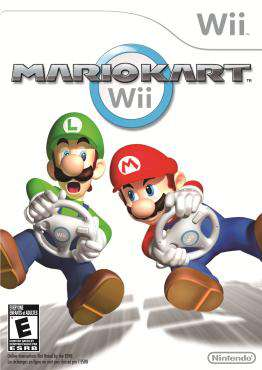 Mario Kart, Game on Wii, Family Video Games, ,  on Wii
