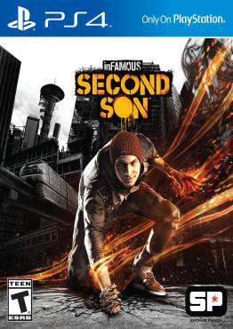 inFAMOUS: Second Son, Game on PS4, Action-Games Games, ,  on PS4
