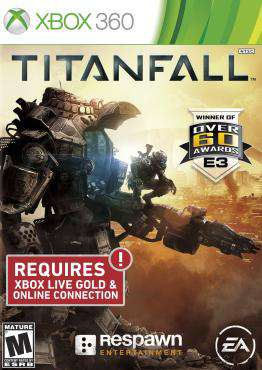Titanfall, Game on XBOX360, Shooter Video Games, ,  on XBOX360