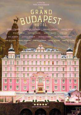 The Grand Budapest Hotel (Blu-Ray), Movie on Blu-Ray, Comedy Movies, ,  on Blu-Ray