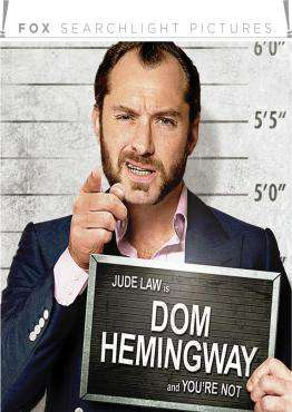 Dom Hemingway, Movie on DVD, Comedy Movies, ,  on DVD