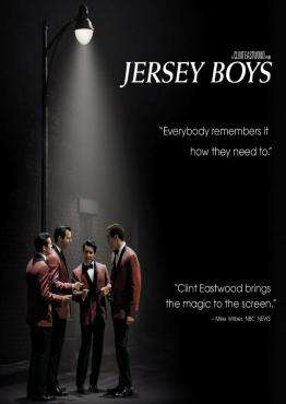 Jersey Boys, Movie on DVD, Drama Movies, ,  on DVD