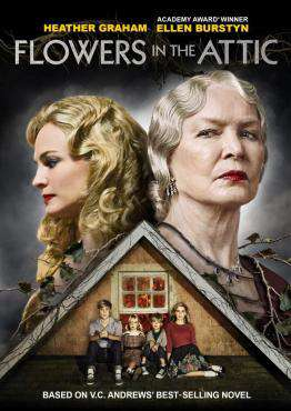 Flowers In The Attic (2014), Movie on DVD, Drama Movies, Suspense Movies, ,  on DVD
