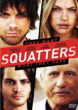 Squatters, Movie on DVD, Drama Movies, Suspense Movies, ,  on DVD