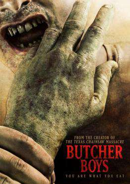 Butcher Boys, Movie on DVD, Horror Movies, ,  on DVD