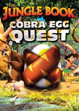 The Jungle Book: Cobra Egg Quest, Movie on DVD, Family Movies, Kids Movies, ,  on DVD