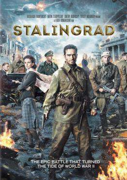 Stalingrad, Movie on DVD, Action Movies, War & Western Movies, ,  on DVD