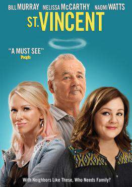 St. Vincent, Movie on Blu-Ray, Comedy Movies, new movies, new movies on Blu-Ray