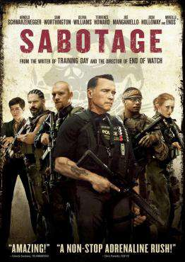 Sabotage (2014), Movie on Blu-Ray, Action Movies, Suspense Movies, ,  on Blu-Ray
