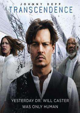 Transcendence, Movie on Blu-Ray, Drama Movies, Sci-Fi & Fantasy Movies, ,  on Blu-Ray