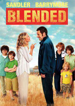Blended, Movie on Blu-Ray, Comedy Movies, ,  on Blu-Ray