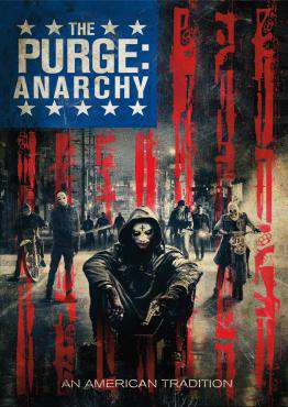 The Purge: Anarchy, Movie on Blu-Ray, Horror Movies, Suspense Movies, new movies, new movies on Blu-Ray