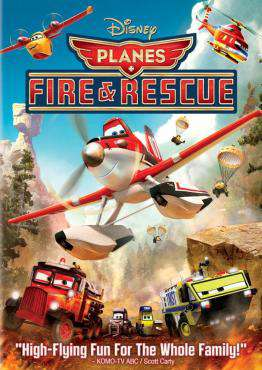 Planes: Fire And Rescue, Movie on DVD, Family Movies, Kids Movies, ,  on DVD