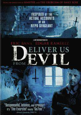 Deliver Us From Evil, Movie on Blu-Ray, Horror Movies, ,  on Blu-Ray